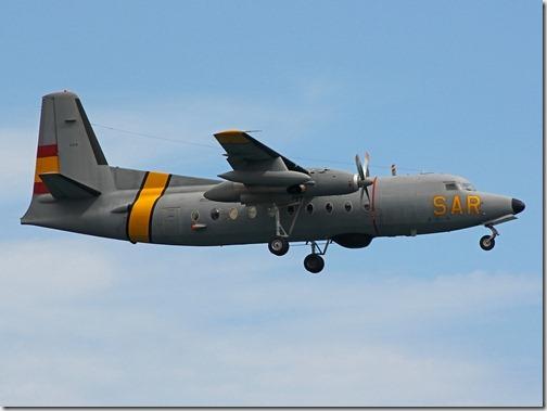 802-10 D.2-01 Fuerza Aérea Fokker F-27-200MAR Maritime