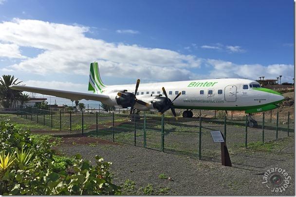 EC-BBT Privado Douglas DC-7C Seven Seas