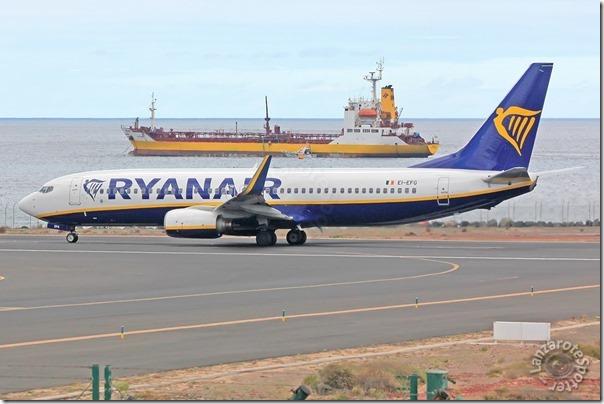 EI-EFG Ryanair Boeing 737-8AS(WL)