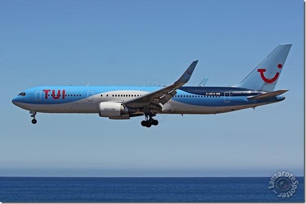 G-OBYH Thomson Airways Boeing 767-304(ER)(WL)