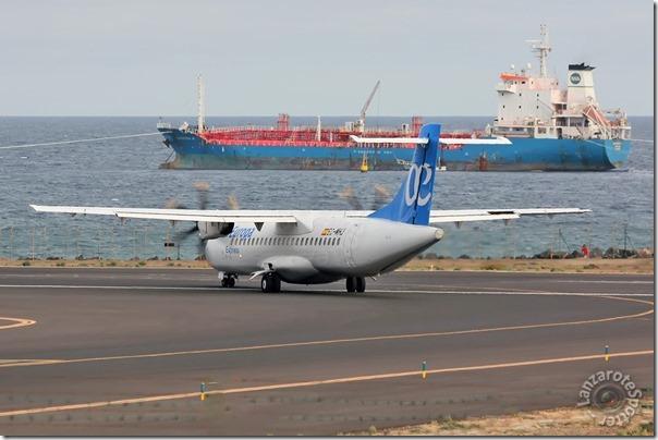 EC-MHJ Air Europa Express ATR 72-500 (72-212A)